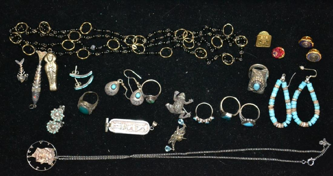 Assorted Sterling Silver Lot