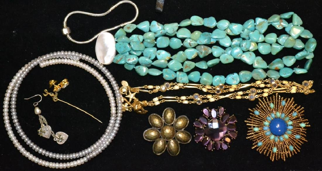 Honora Pearls, Kirks Folly & Other Costume Jewelry