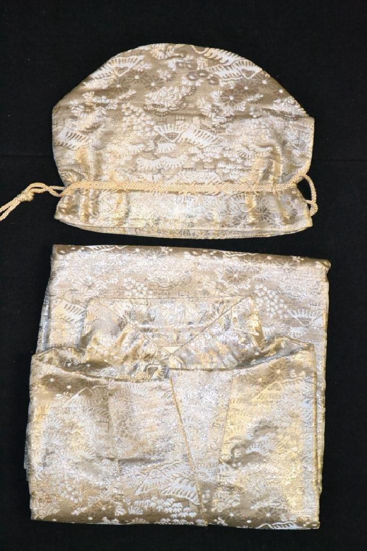 Early Japanese Robe/ Pajama Set