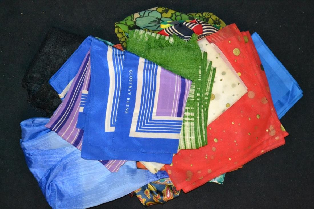 Geoffrey Beene, Speciality House & Other Scarves