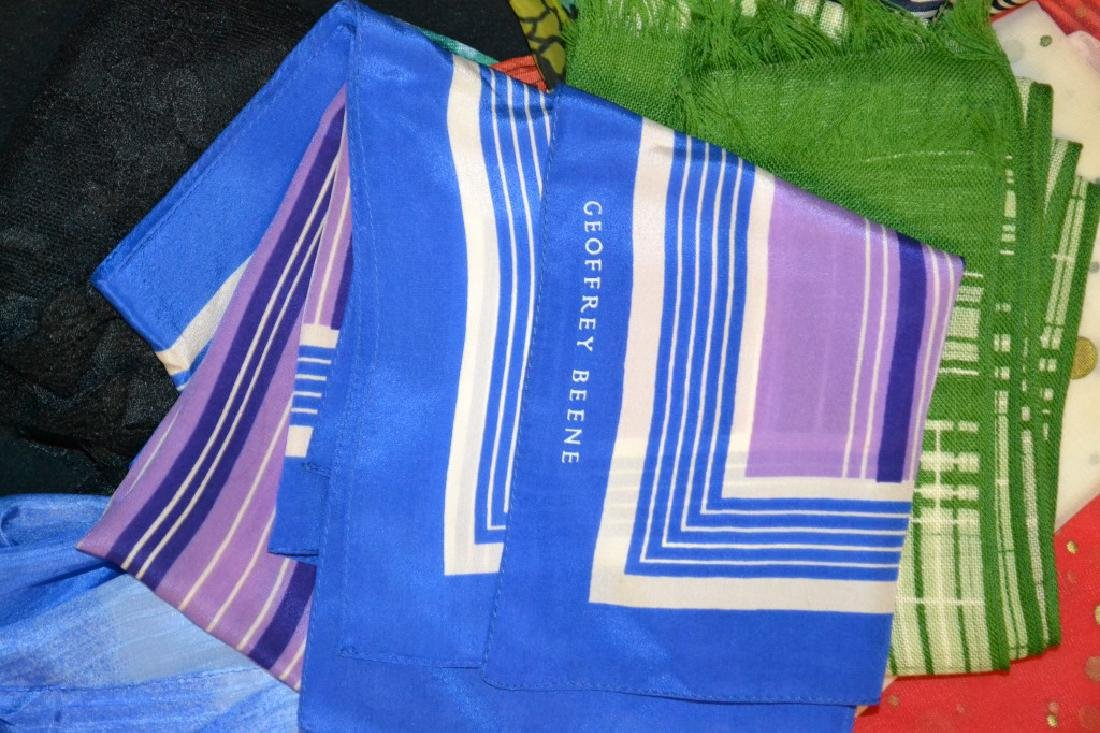 Geoffrey Beene, Speciality House & Other Scarves - 2
