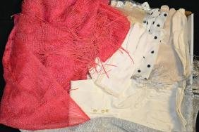 Vintage Scarves & Gloves Grouping