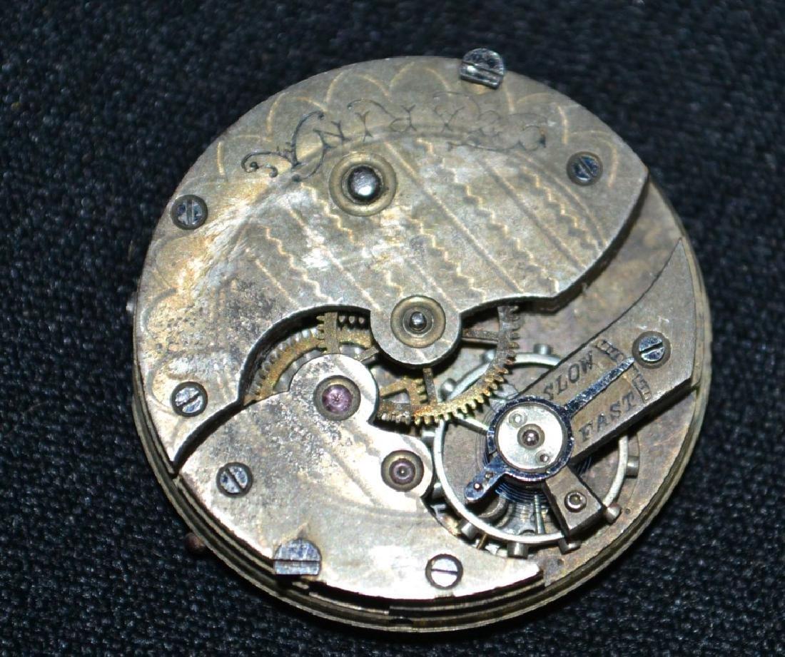 Lily Ladies Pocket Watch & Czarina Movement - 2