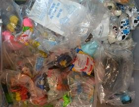 Approx. 225 McDonald's Happy Meal Toys