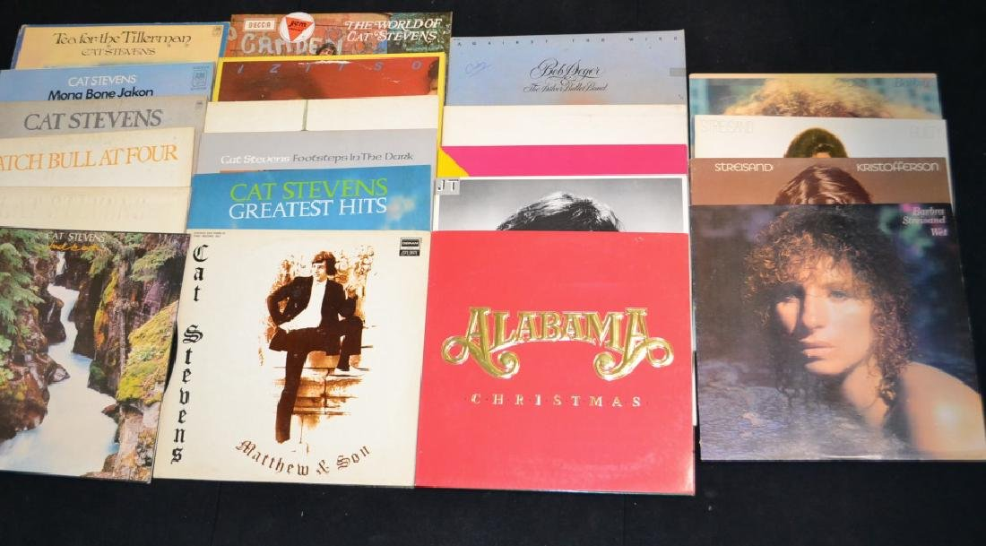 Grouping of 20 Various Artist Records