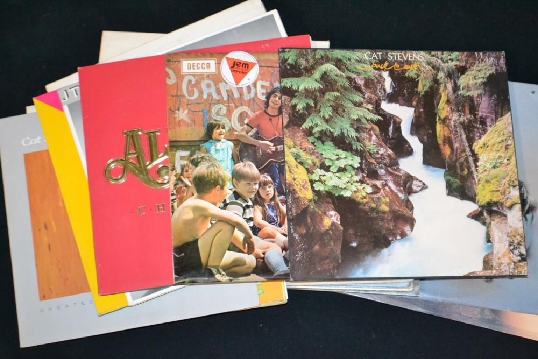 Grouping of 20 Various Artist Records - 2