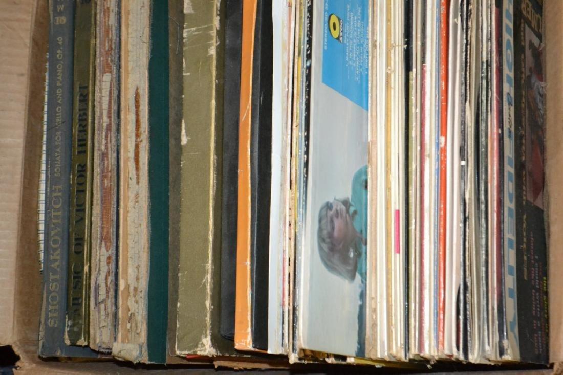 Approx. 75 Album Records