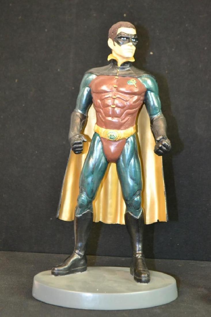 1995 Robin & Joker & 1994 Batman Resign Figures - 6