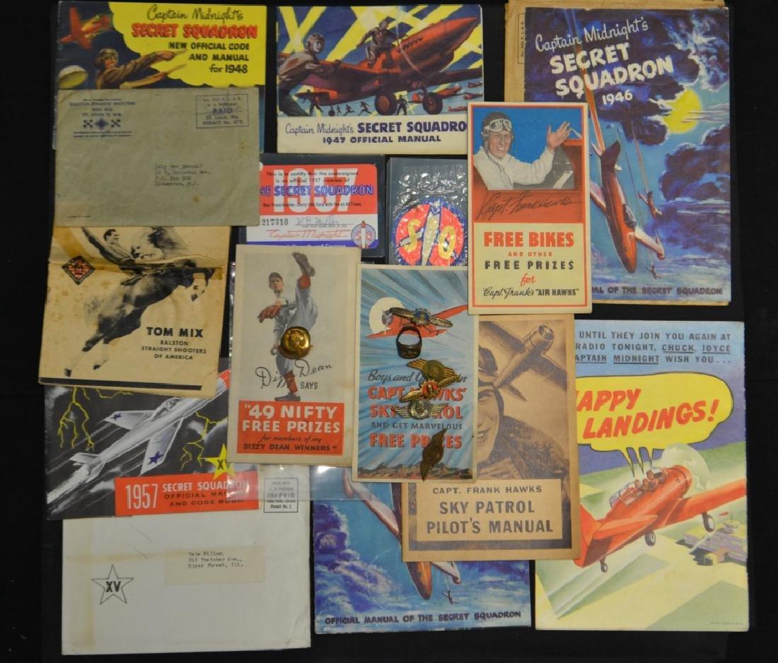 1930's-1950's Epherema & Premiums