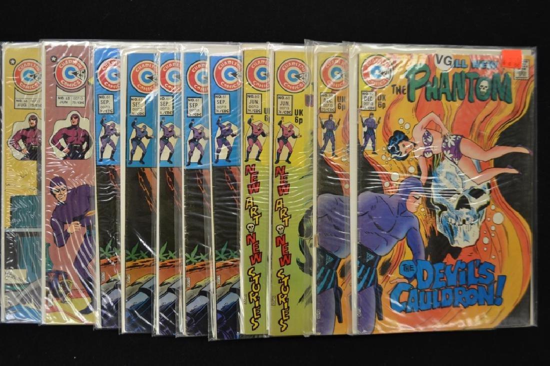 """33 """"The Phantom"""" Comic Books - 3"""