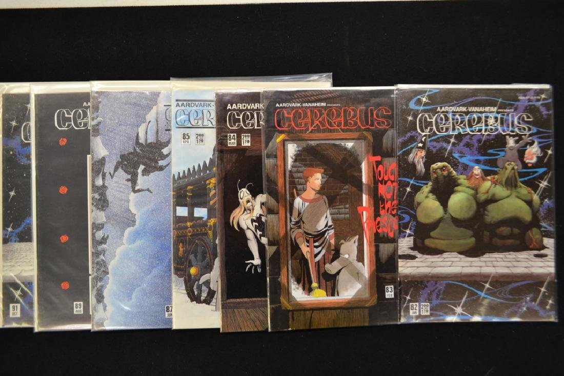 Approx. 30 'Cerebus' Comics - 3