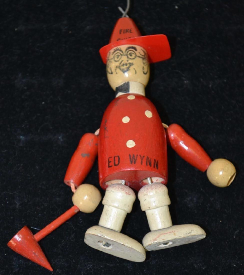 2 Jaymar Wooden String Toys - 2