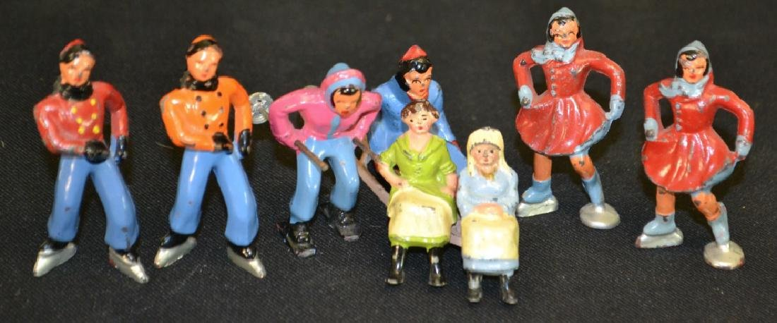 6 Barclay Figure & Others