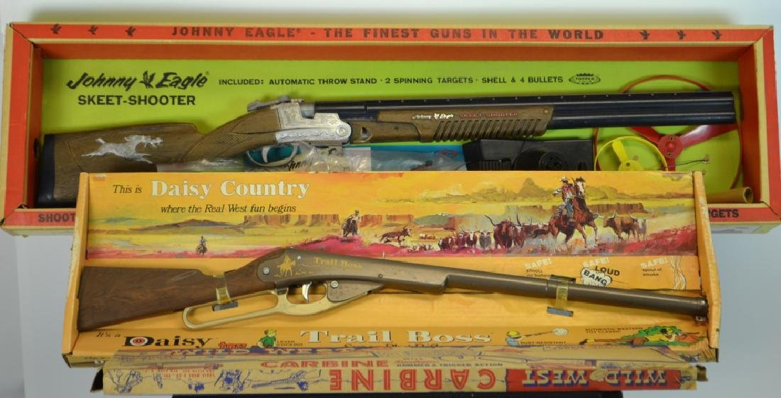 Daisy Country Trail Boss Super Play Rifle & Others