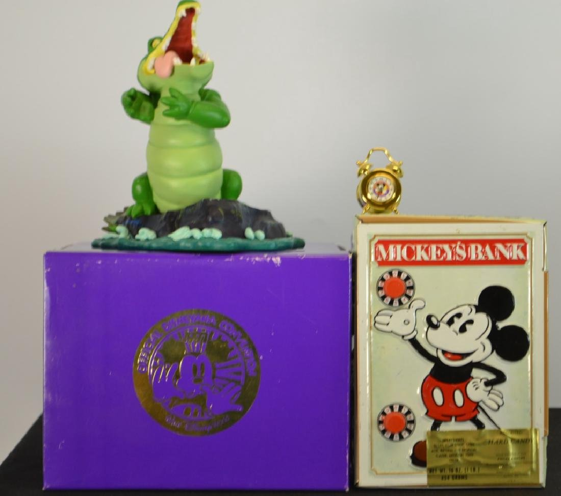 Collection of Walt Disney Items