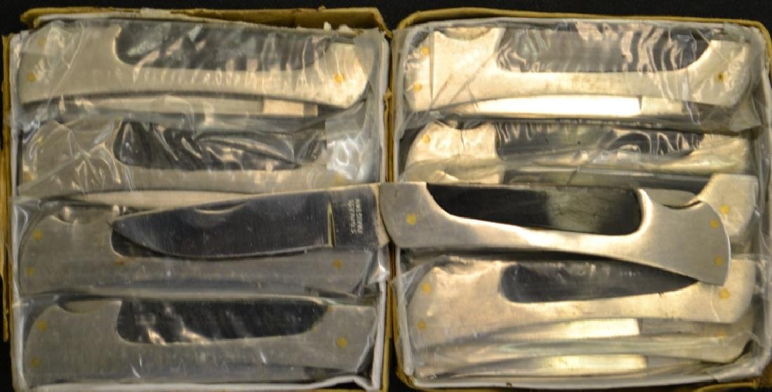 2 Dozen Locking Blade Hunting Knives