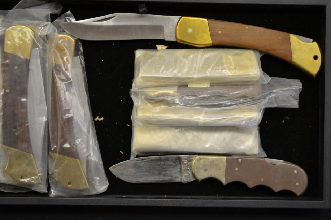 Ten Big Folding Knives
