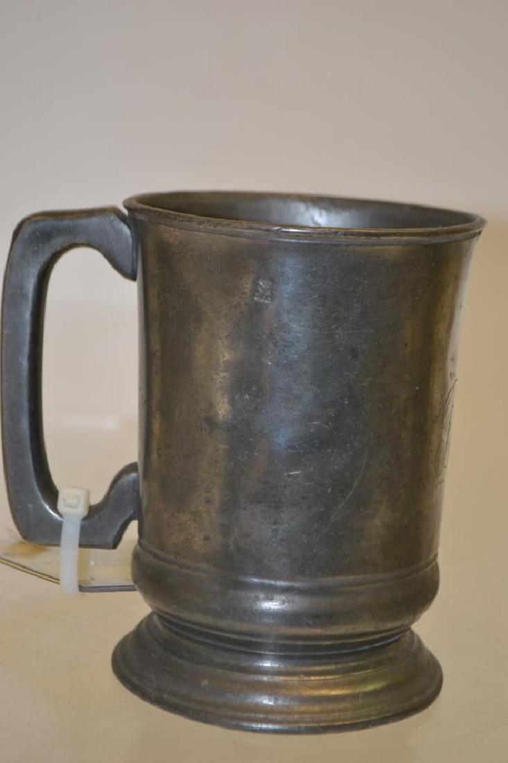 19th C English Pub Pot of Pint Capacity