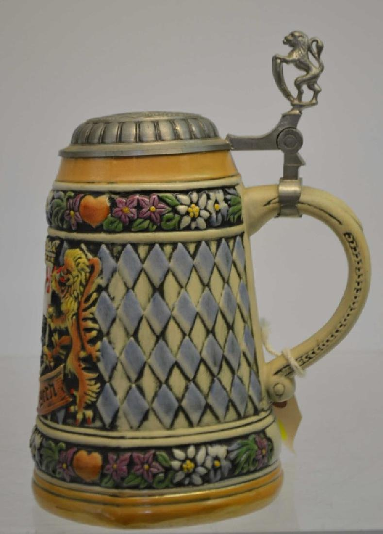 Bavarian Coat of Arms, 1L Stein West Germany