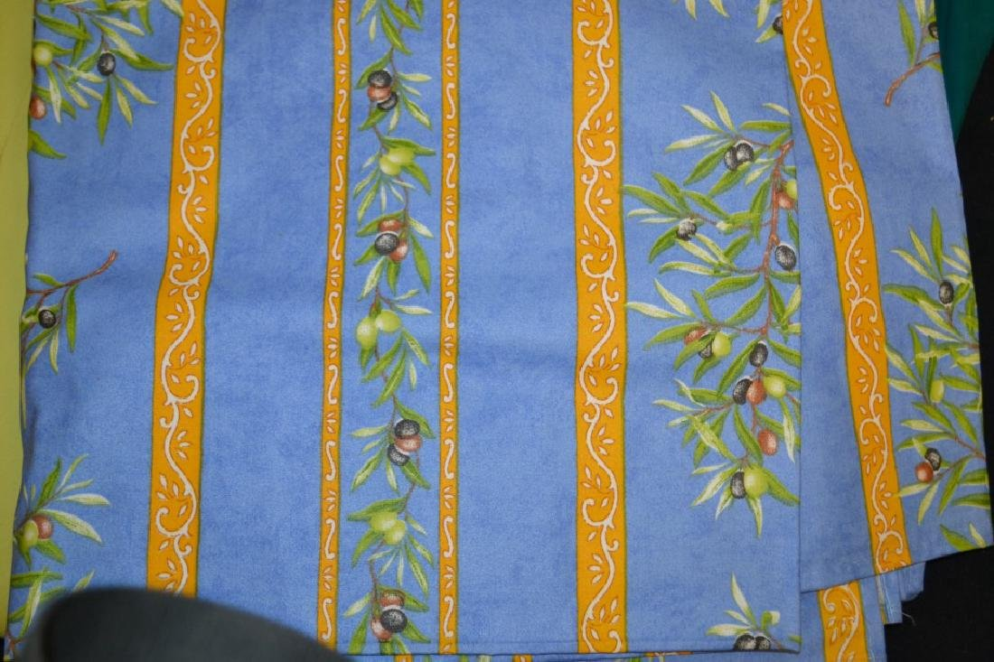 Four High Quality French Table Cloths - 2