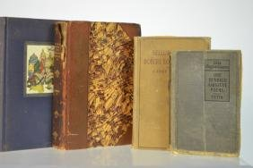 Four Books of Poetry, Fairy Tales, & More