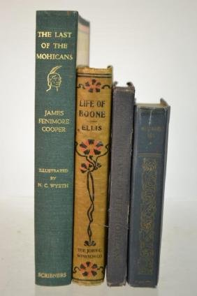 Four Classic Books on the Great Frontier