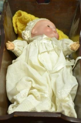 Antique German Armand Marseille Doll