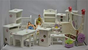 Contemporary Doll House Furniture