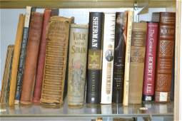 Collection of War  Presidential History Books