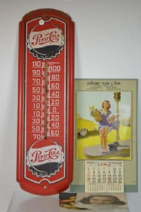 Vintage Advertising Grouping