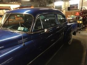 1952 Chevrolet Bel Air (Blue)