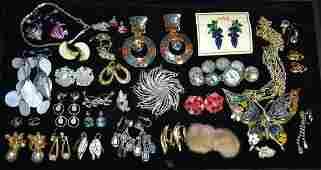 Monet, Miriam Haskell, Napier Costume Jewelry