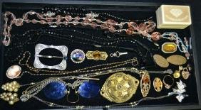 Victorian & Costume Jewelry Grouping