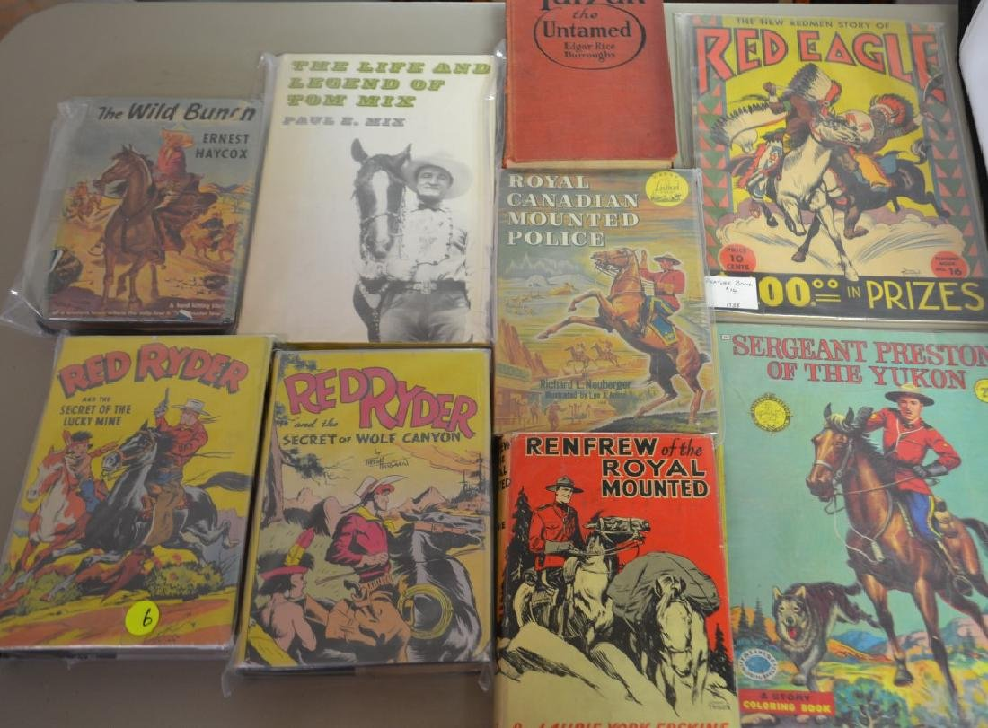 9 Western Themed Books