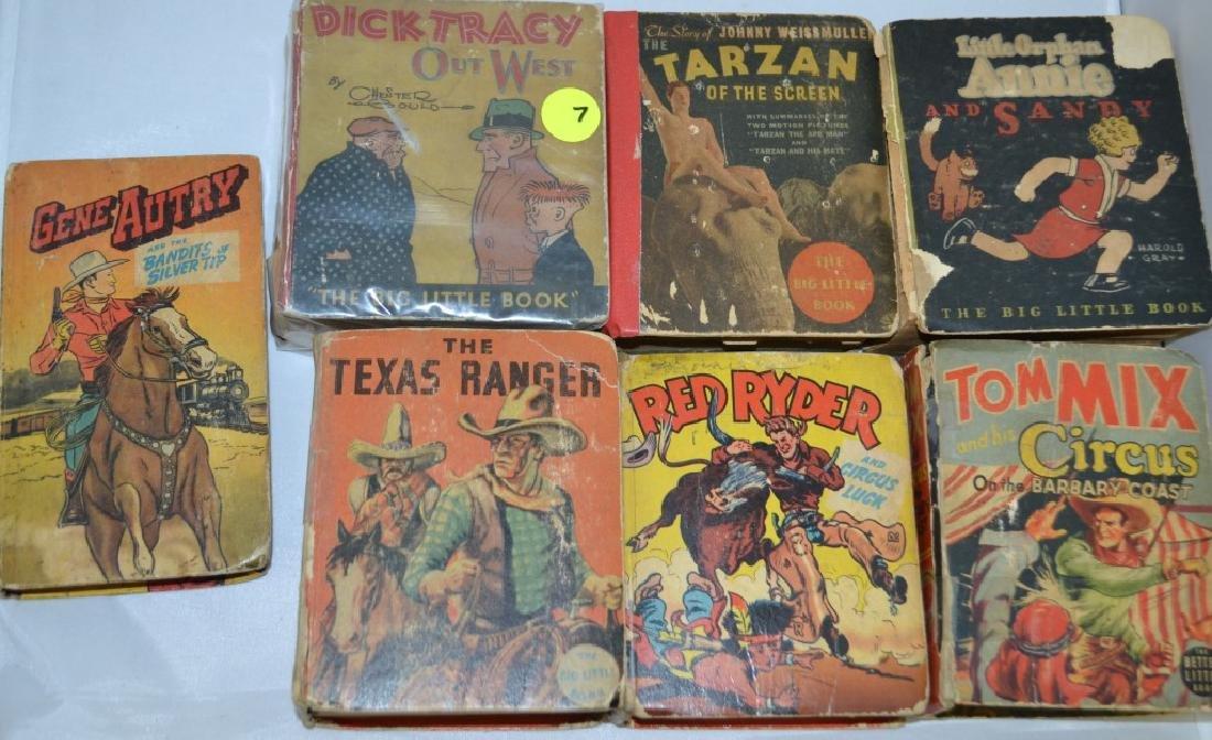 Seven Big Little Books