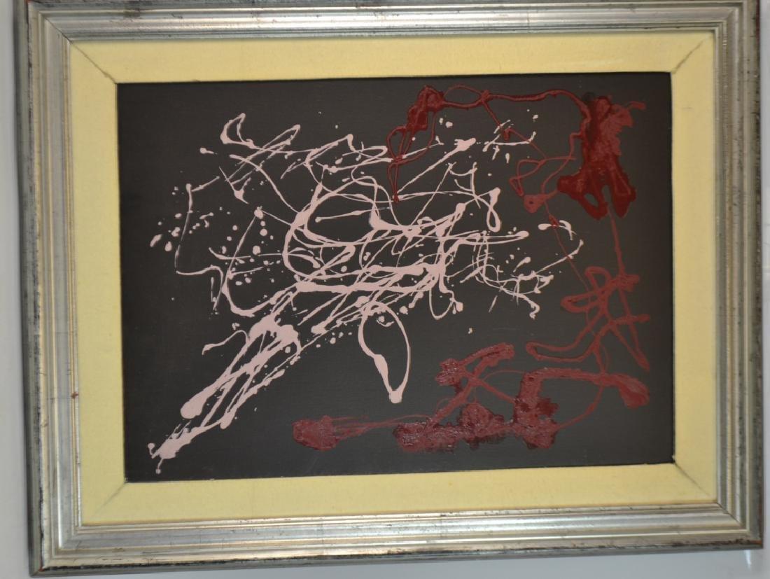 Giulio Turcato (1912 - 1995) Oil on Canvas