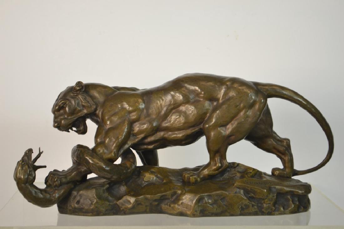 Paul Lemoyne (1783 - 1873) Bronze Sculpture
