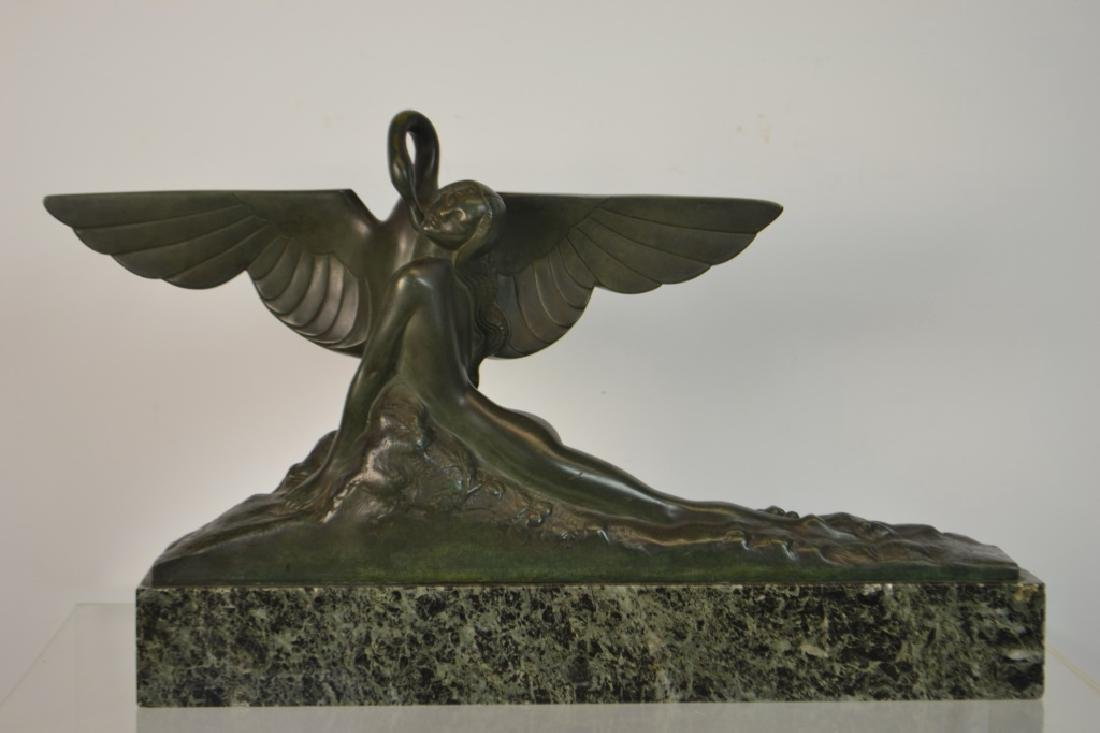 Bronze Leda & the Swan, Amedeo Gennarelli