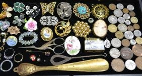 Mixed Victorian And Other Jewelry