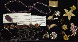 Sterling Silver 14k Yellow Gold  Costume Jewelry