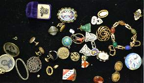 Victorian Jewelry Collection