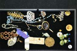 Victorian and Costume Jewelry