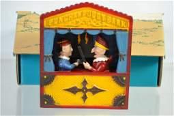 John Wright Punch and Judy Mechanical Bank