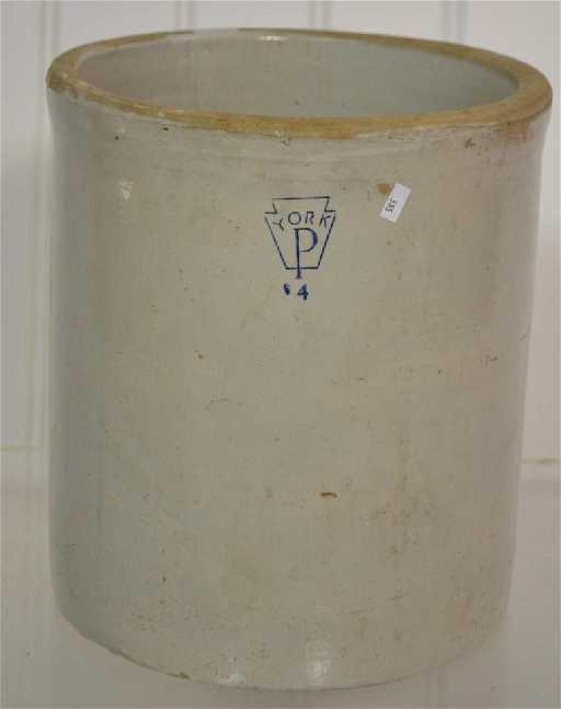4 Gallon Pfaltzgraff Crock