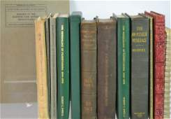 15 Books on Geological Surveys and Mineralogy