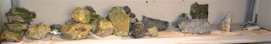 30 Large Minerals