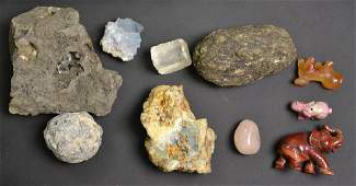 Mixed Mineral Grouping