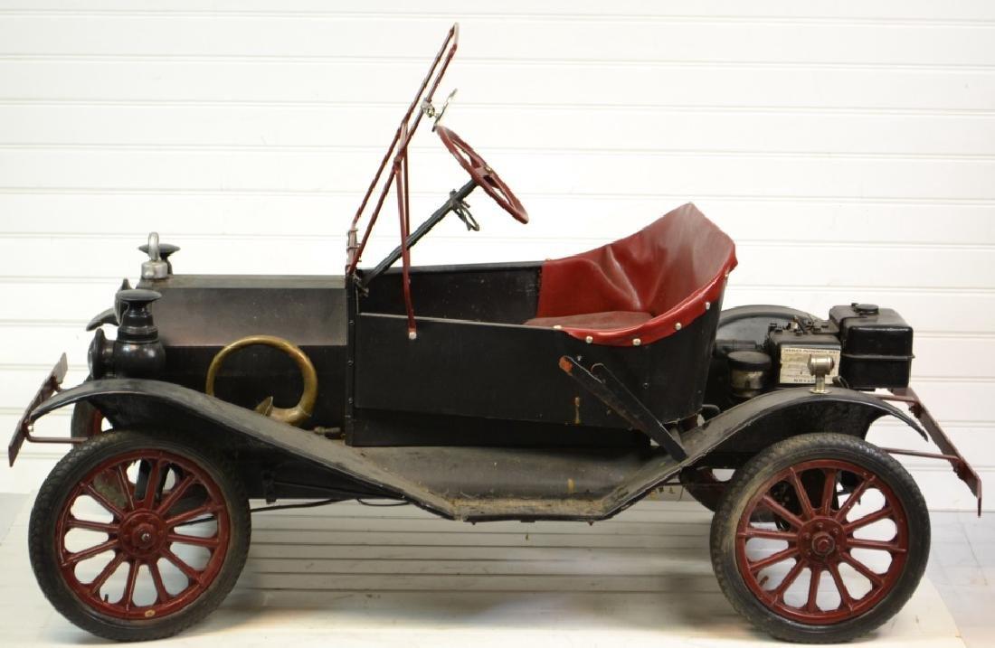 Shriner's Parade Car