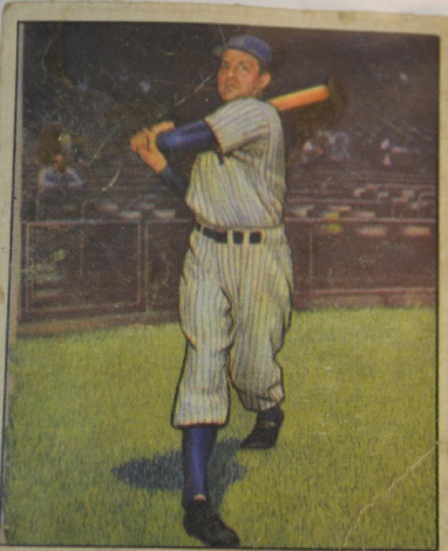 Tommy Henrich Baseball Card