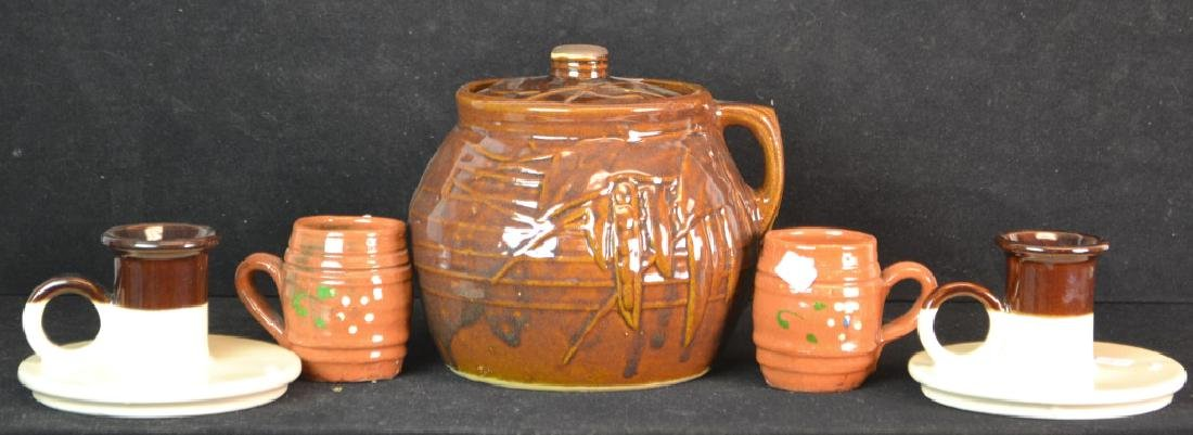 McCoy Bean Pot and More